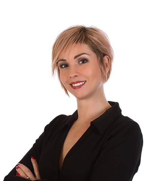 Ilona van der Sande - PMU expert