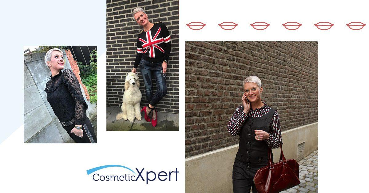 Gaby en haar ervaring met permanente make-up voor de lippen bij Cosmetic Xpert